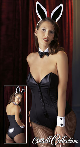Sexy Bunny-Set von Cottelli Collection-0